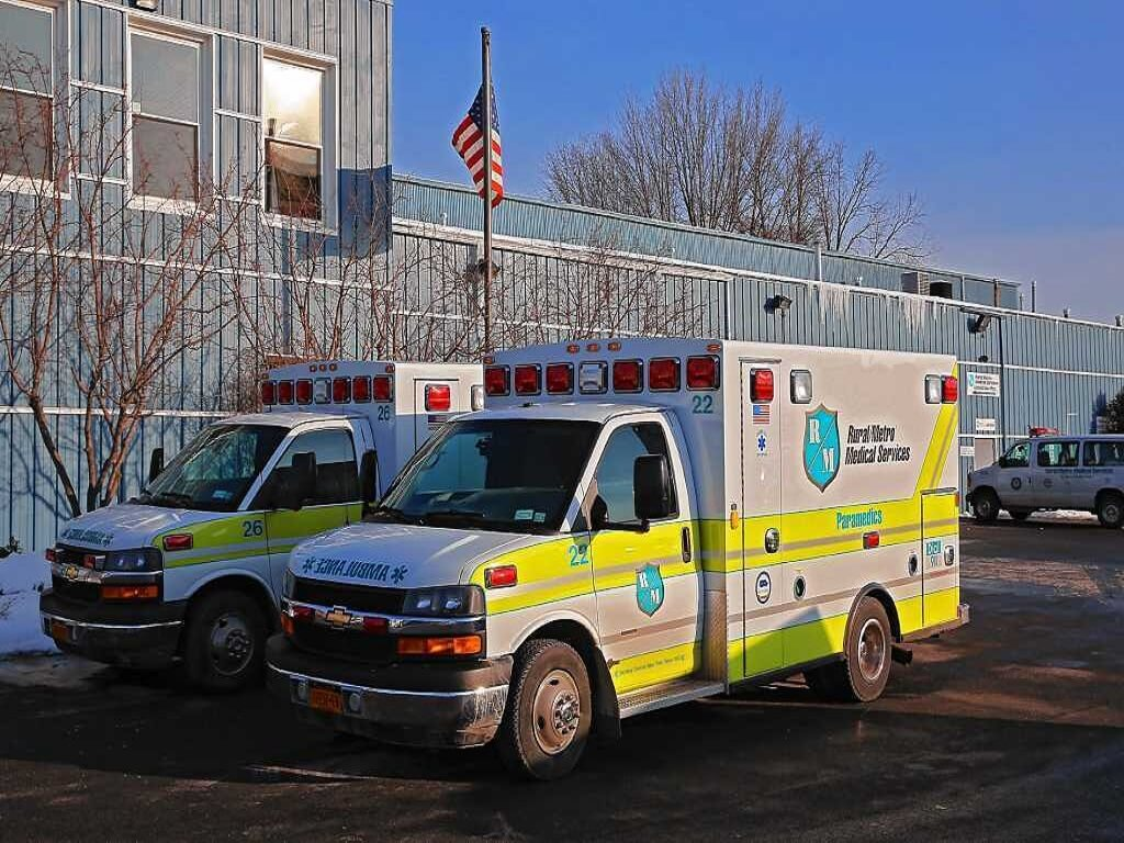 Ambulance Services In Buffalo