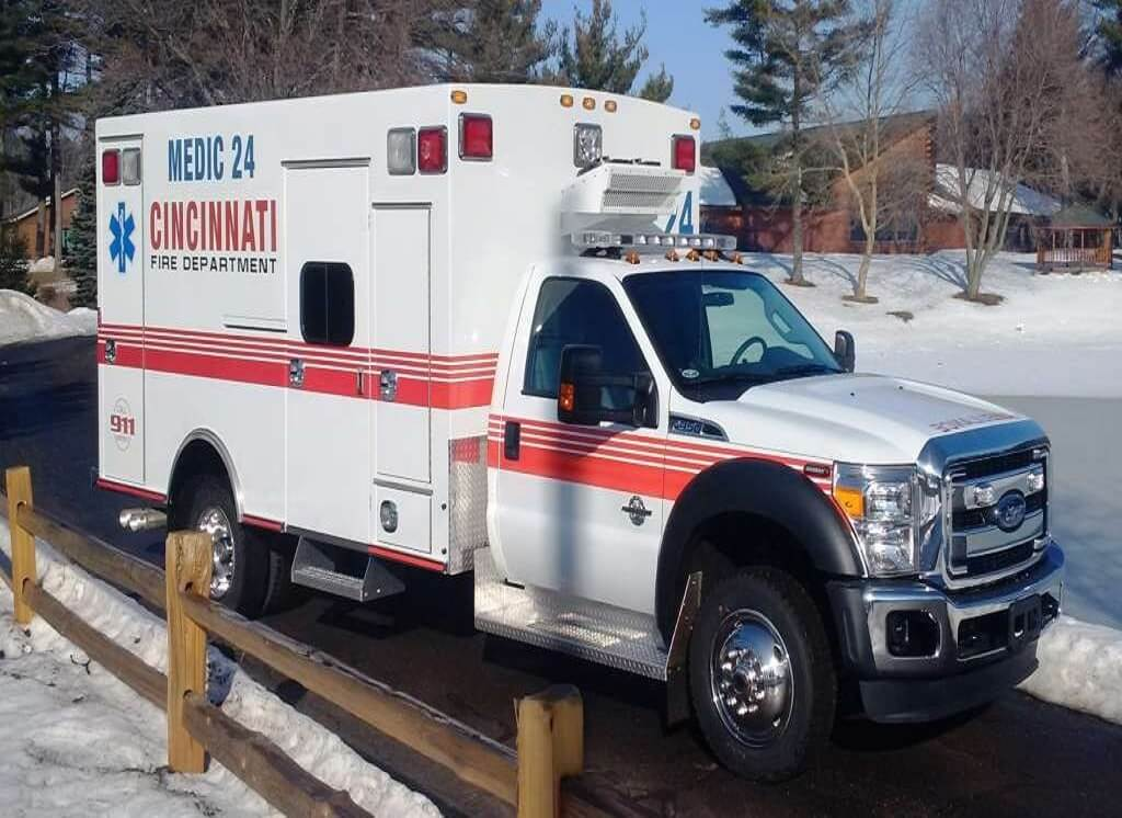 Ambulance Services Providers In Cincinnati