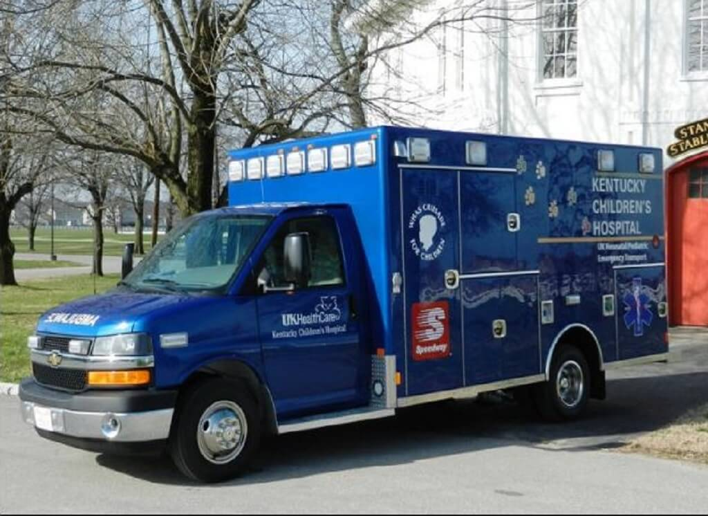 Ambulance Services In Kentucky